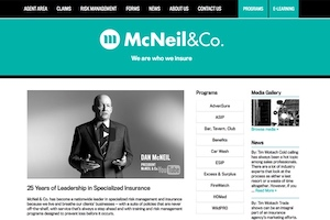 McNeil and Company Insurance