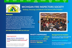 Michigan Fire Inspector's Society