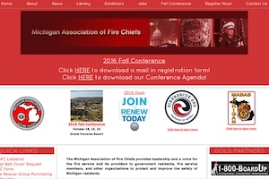 Michigan Association Of Fire Chiefs