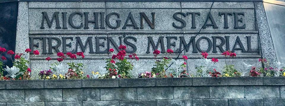 2017 Michigan State Firemen's Memorial Service