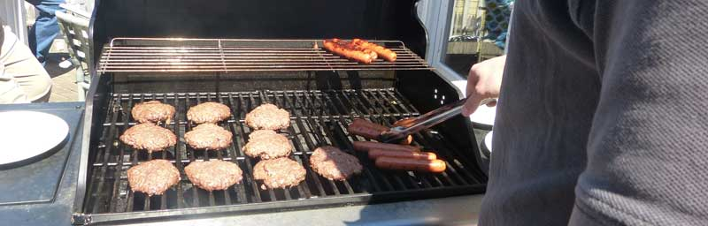 Grill safely this Labor Day holiday weekend