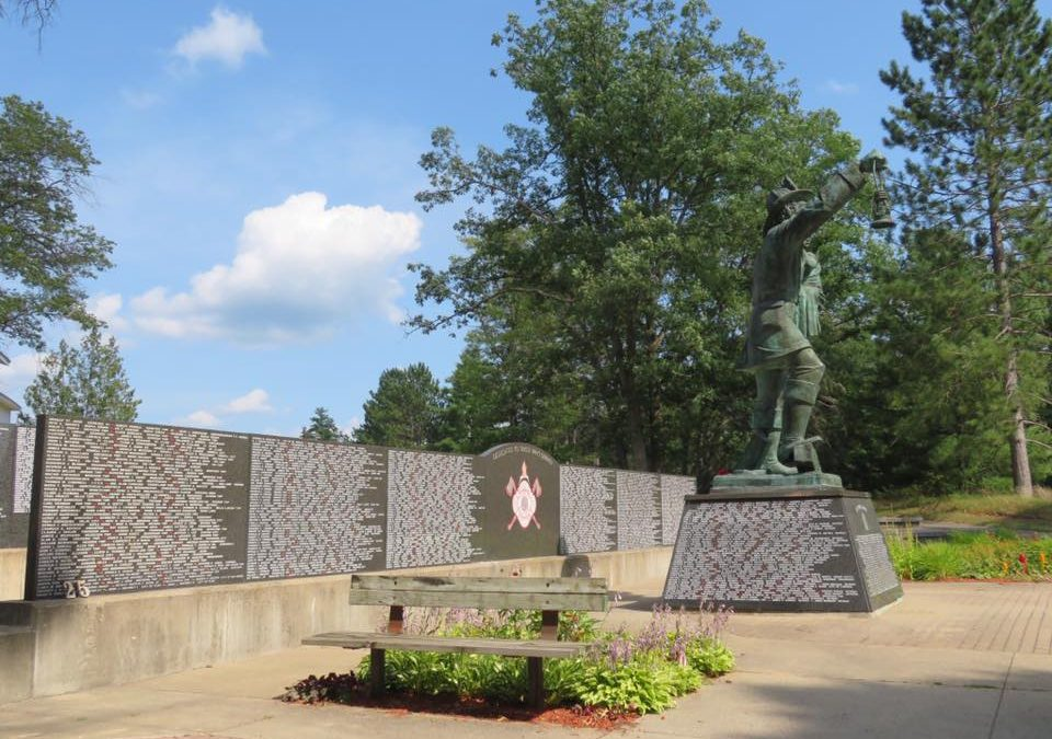 Cancellation of 40th Annual Michigan Firemen's Memorial Service